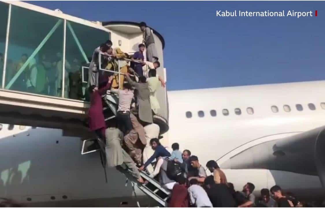 Airoport Kabul
