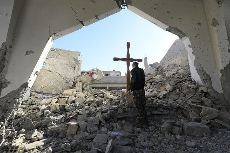 persecutia bisericii