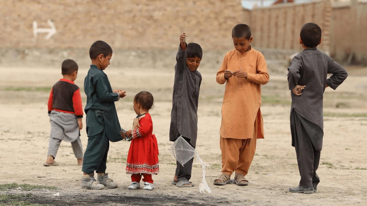 Rugăciune pentru Afganistan